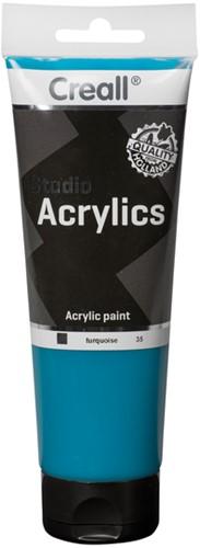 Acrylverf Creall Studio Acrylics  35 turquoise