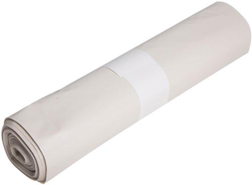 Afvalzak Powersterko T100 195liter wit