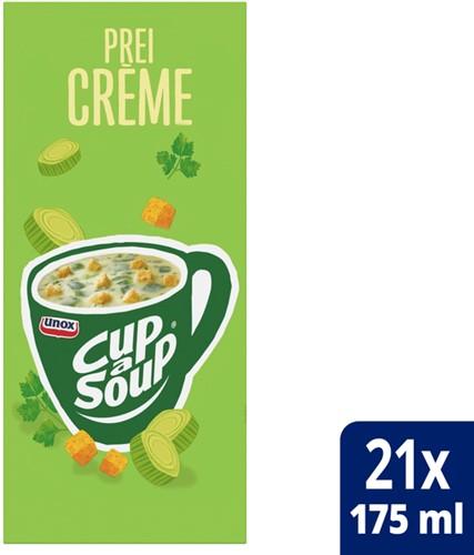 Cup-a-soup prei-cremesoep 21 zakjes