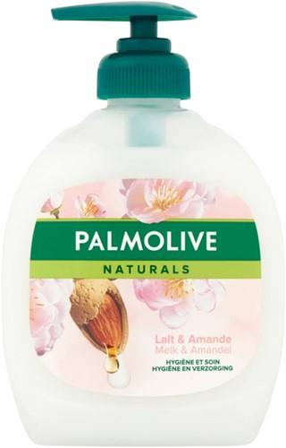 Handzeep Palmolive vloeibaar met pomp 300ml