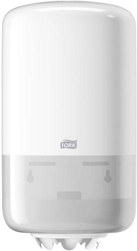 Dispenser Tork M1 558000 Mini poetsroldispenser wit