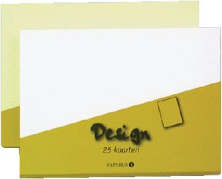 Envelop Papyrus 114x162mm ivoorwit