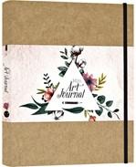 Art Journal A4 bruin