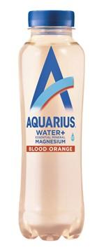 Frisdrank Aquarius hydration Bloodorange fles 0.40l