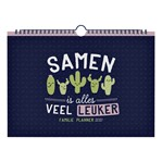 Familiekalender 2021 Mr Wonderful