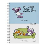 Agenda 2021 bureau wire-o vis
