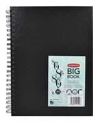 Schetsboek Derwent Big Book A4 harde kaft