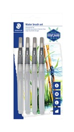 Waterbrushstift  Staedtler set à 4 breedtes