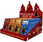 Tony's Chocolonely kerst toonbankdisplay à 60 stuks assorti