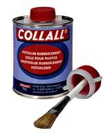 Rubbercement Collall 1000ml + kwast