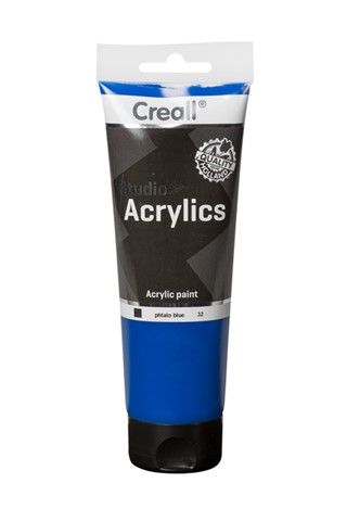 Acrylverf Creall Studio Acrylics  32 phtaloblauw