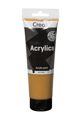 Acrylverf Creall Studio Acrylics  61 sienna