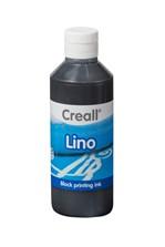 Verf linoleum Creall 09 zwart