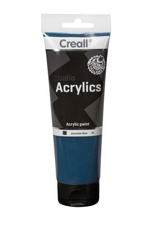 Acrylverf Creall Studio Acrylics  34 Pruisisch blauw