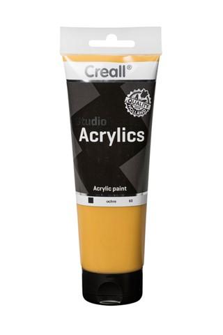 Acrylverf Creall Studio Acrylics  60 oker