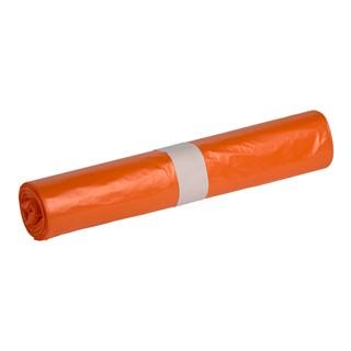 Afvalzak Powersterko T25 oranje