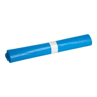 Afvalzak Powersterko T25 recy blauw