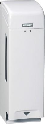 Dispenser Katrin 984503 toiletpapier 3rollen metaal wit