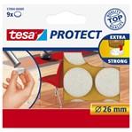 Beschermvilt Tesa antikras 57894 26mm rond wit