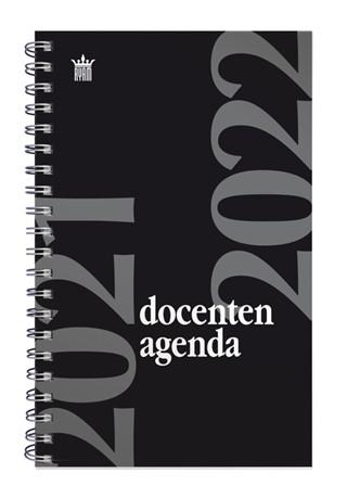 Agenda 2021-2022 Ryam docenten spiraal zwart