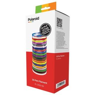 3D Filament Polaroid 1.75mm PLA 22stuks assorti