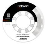 3D Filament Polaroid PLA Universal 250g Deluxe Zijde wit