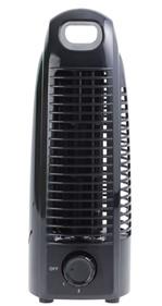 Kolomventilator OPUS 2 mini zwart