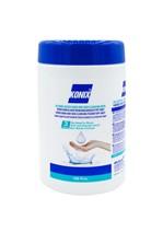 Reinigingsdoekjes Konix hand en huid dispenser á 100st