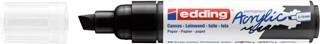 Acrylmarker edding e-5000 breed  zwart