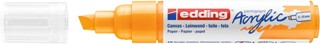 Acrylmarker edding e-5000 breed  zonnegeel
