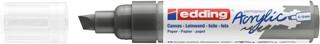 Acrylmarker edding e-5000 breed  antraciet