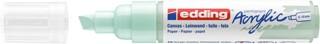 Acrylmarker edding e-5000 breed  zacht mint