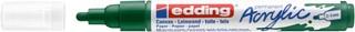 Acrylmarker edding e-5100 medium mosgroen