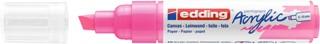 Acrylmarker edding e-5000 breed  neon roze