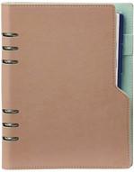 Agenda 2020-2021 organizer Kalpa A5 compact Pastel roze/groen