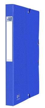 Elastobox Oxford Eurofolio A4 25mm blauw
