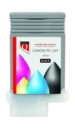 Inktcartridge Quantore Canon PFI-107 zwart