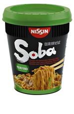 Nissin Soba Noodles teriyaki cup