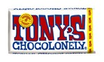 Chocolade Tony's Chocolonely reep 180gr wit