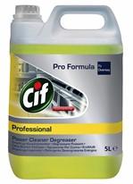 Keukenontvetter Cif Professional 5 liter