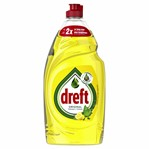 Afwasmiddel Dreft citroen 890ml