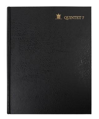 Agenda 2021 Ryam Quintet 7kolom zwart