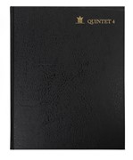 Agenda 2021 Ryam Quintet A4 4kolommen zwart