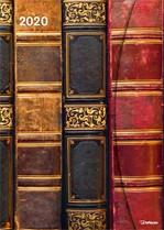 Agenda 2020 teNeues Antique Books Magneto Diary 16x22cm
