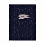 Agenda 2020 Lannoo Midnight gold navy