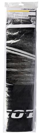 Voorruitbescherming Dunlop 0,7mm alu