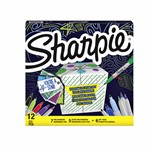 Viltstift Sharpie 0,5 en 0,9mm + gratis cadeaulabels