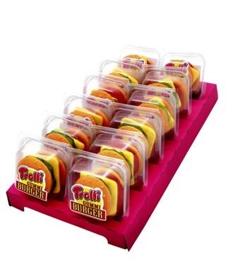 Snoep hamburger maxi Trolli
