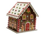Adventkalender Decoris houten huis