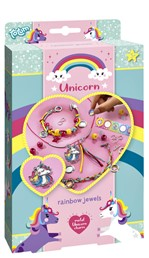 Sieradenset Totum unicorn regenboog